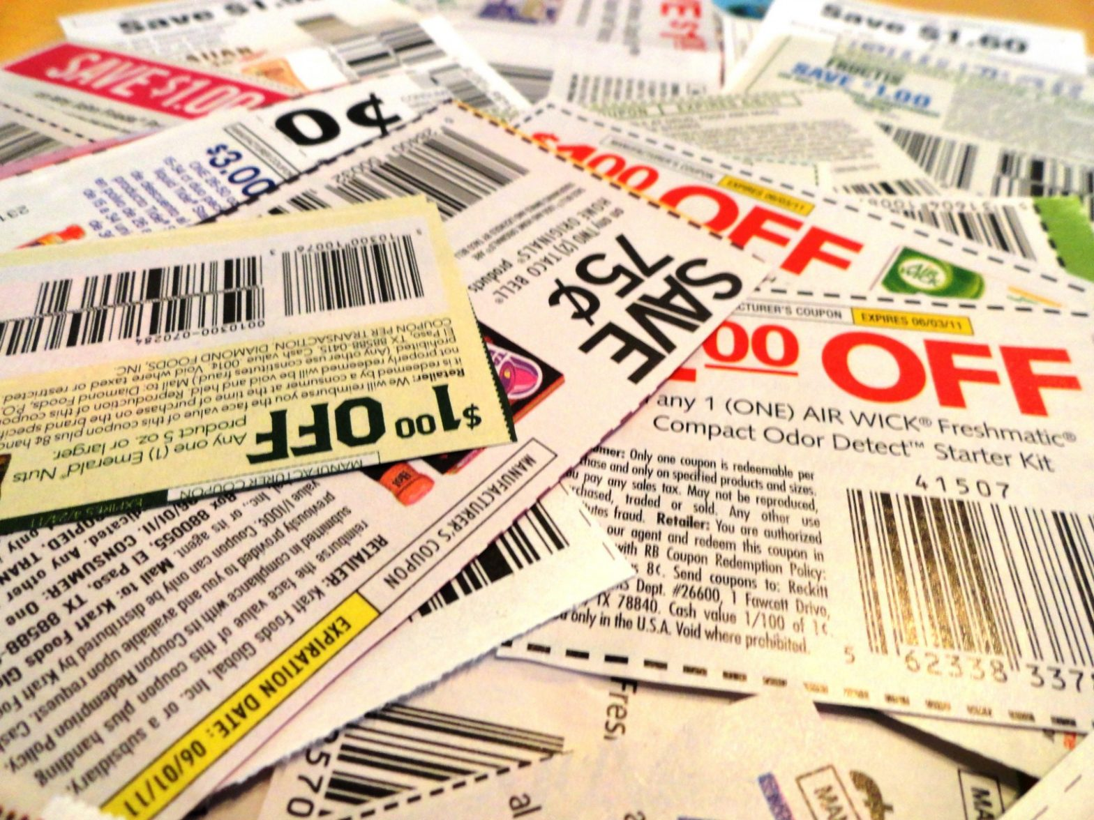 Benefits of Using Coupons